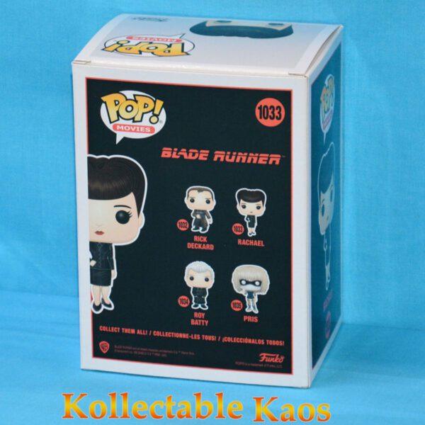 Blade Runner - Rachael Pop! Vinyl Figure
