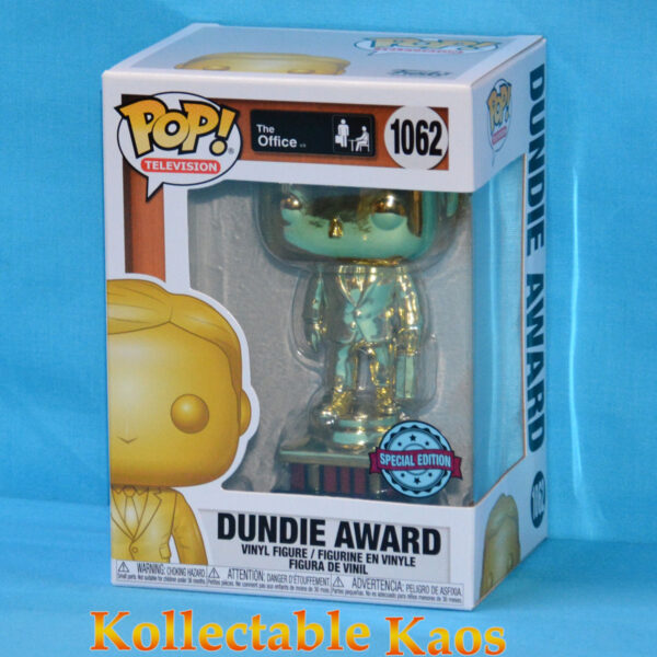 The Office - Dundie Award Pop! Vinyl Figure
