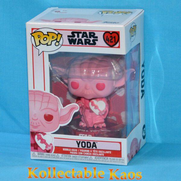 Star Wars - Yoda Valentine's Day Pop! Vinyl Figure