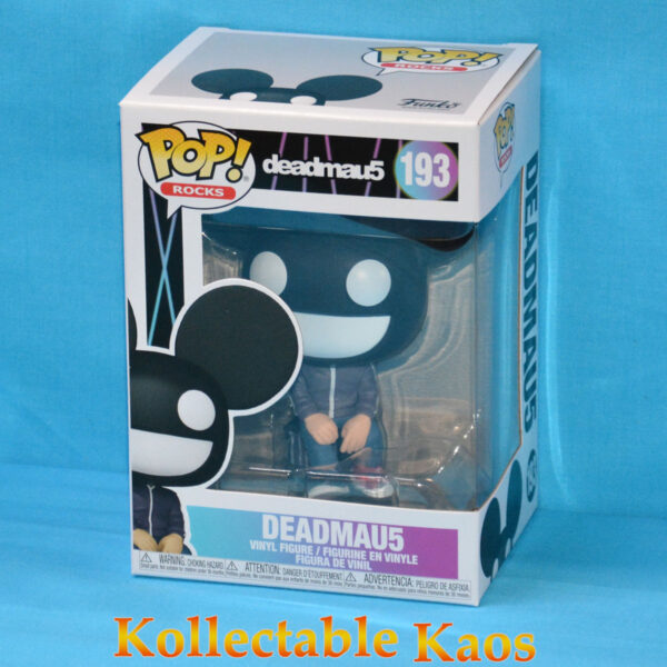 FUN52930 Deadmau5 Pop 1 600x600 - Deadmau5 - Deadmau5 Pop! Vinyl Figure #193