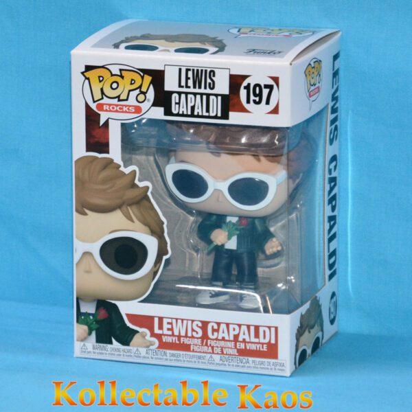 Lewis Capaldi - Lewis Capaldi Pop! Vinyl Figure