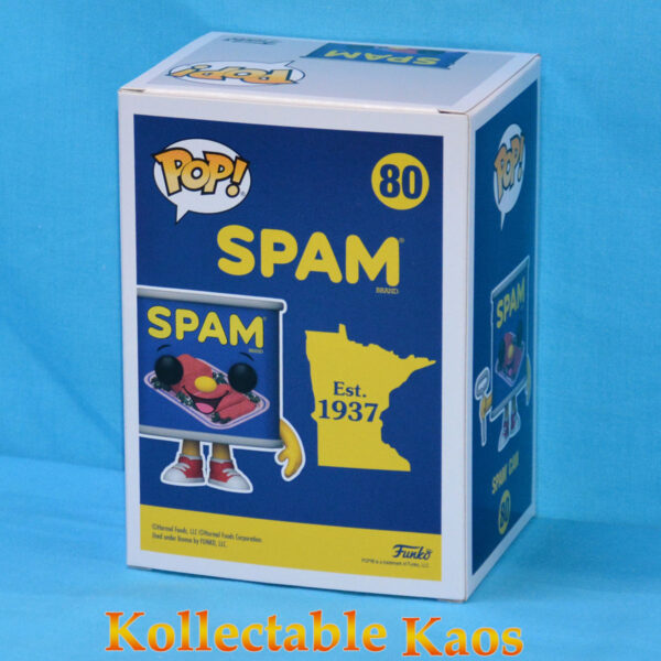 Icons - SPAM Can Pop! Vinyl Figure