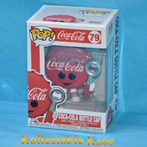 Coca-Cola - Coke Bottle Cap Pop! Vinyl Figure