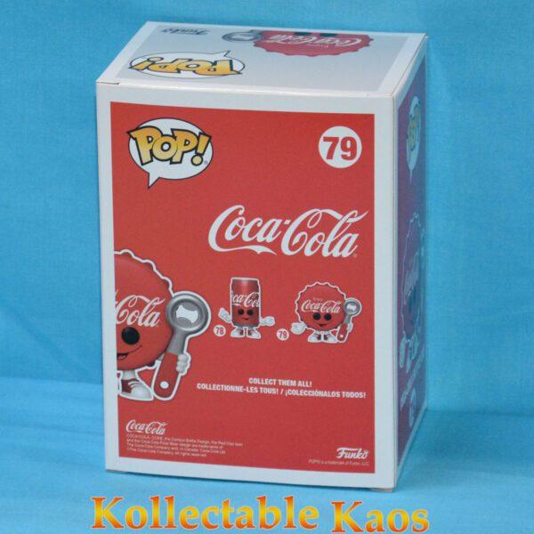 Coca-Cola - Coke Bottle Cap Pop! Vinyl Figure
