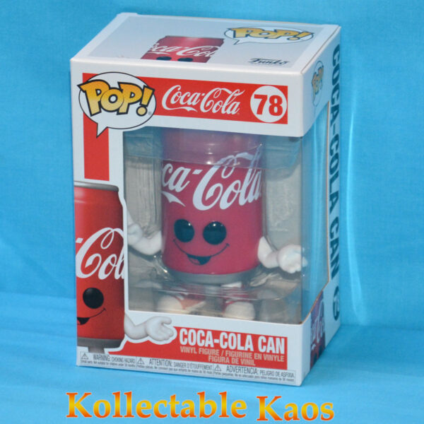 Coca-Cola - Coke Can Pop! Vinyl Figure