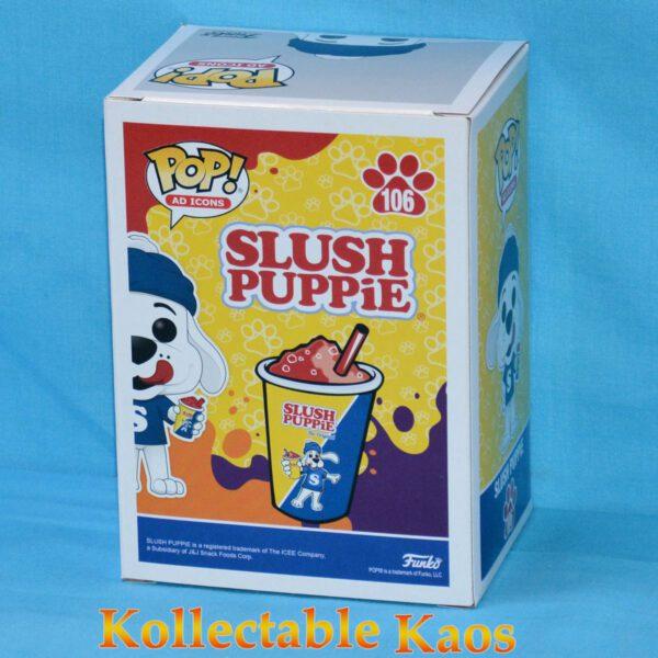 Ad Icons - Slush Puppie Flocked Pop! Vinyl Figure