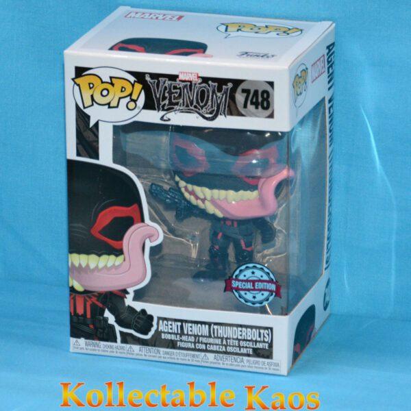 Venom - Thunderbolts Agent Venom Pop! Vinyl Figure