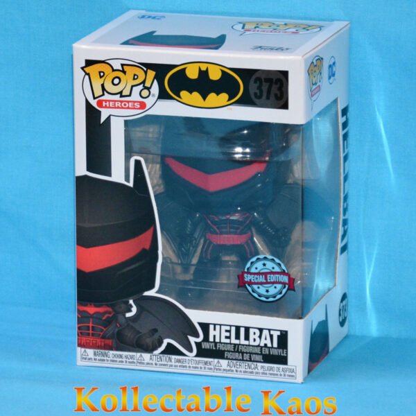 Batman - Hellbat Batman Pop! Vinyl Figure