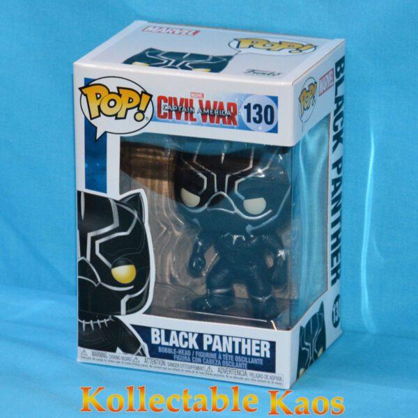 Captain America: Civil War - Black Panther Pop! Vinyl Figure