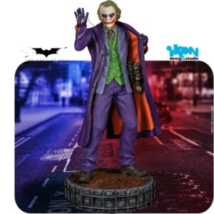 Batman: The Dark Knight - The Joker 1/6th Scale Statue