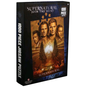 Supernatural - Poster 1000 Piece Jigsaw Puzzle
