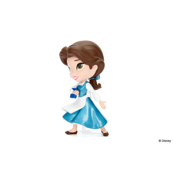 """Beauty and the Beast - Belle in Provincial Dress 10cm(4"""") Metals Die-Cast Figure"""