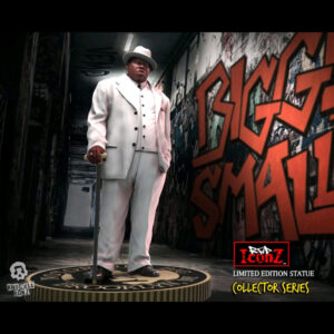 Notorious B.I.G. - Biggie Smalls Rock Iconz Statue