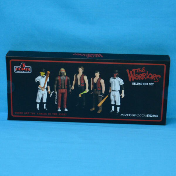 "The Warriors - The Warriors 5-Points 9cm(3.75"") Action Figure 5-Pack"