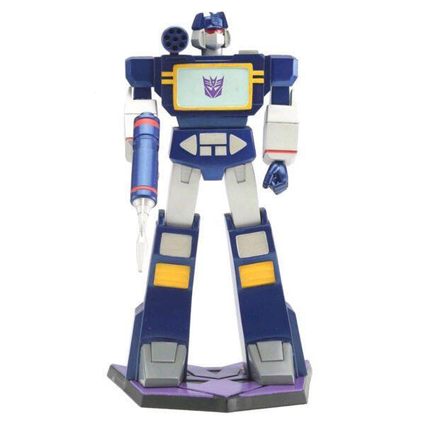 """Transformers - Soundwave 22cm(9"""") PVC Statue"""