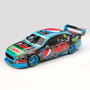 1:18 2015 Sandown 500 Winner - Ford FGX Falcon Supercar - Prodrive Racing Australia #5 Winterbottom/Owen