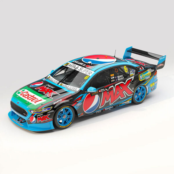 1:18 2015 Sandown 500 Runner-Up - Ford FGX Falcon - Prodrive Racing Australia #6 Mostert/Waters