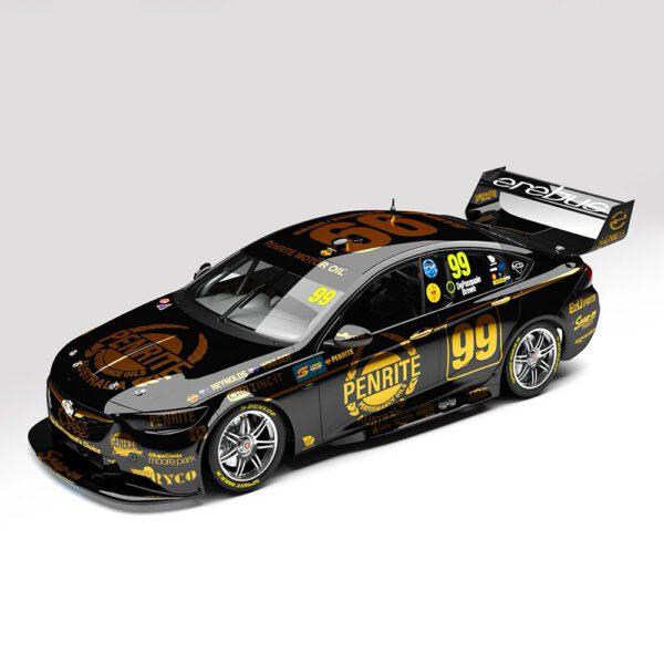 1:18 2019 Sandown 500 Retro Round - Holden ZB Commodore - Erebus Penrite Racing #99 De Pasquale/Brown