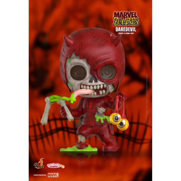 Marvel Zombies - Daredevil Cosbaby (S) Hot Toys Figure