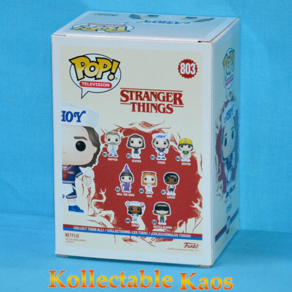 Stranger Things - Steve with Ice Cream Pop! Vinyl Figure