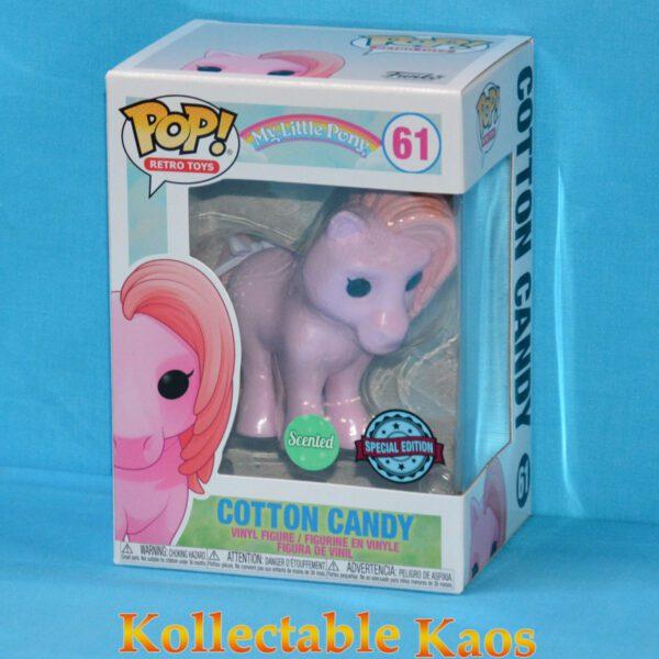 My Little Pony - Cotton Candy Scented Pop! Vinyl Figure
