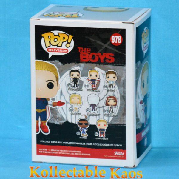 The Boys - Homelander Levitating Pop! Vinyl Figure