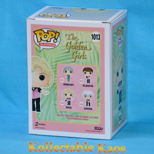The Golden Girls - Rose in Bowling Uniform Pop! Vinyl Figure