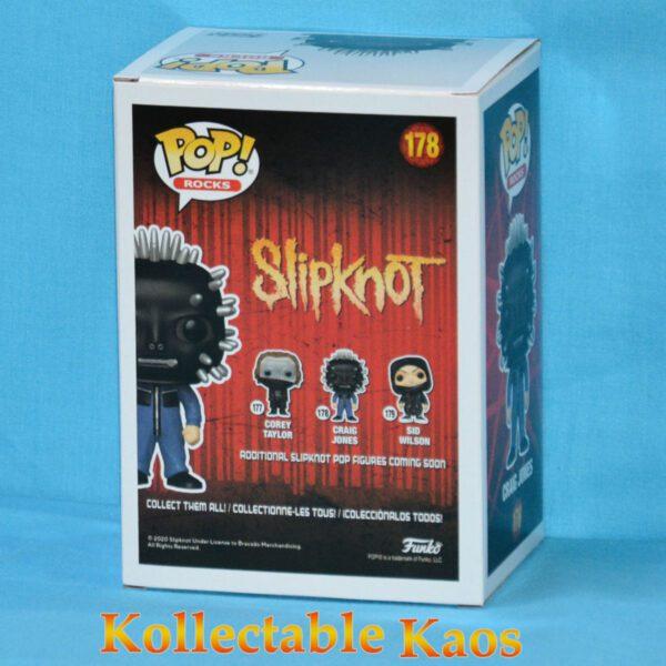 Slipknot - Craig Jones Pop! Vinyl Figure