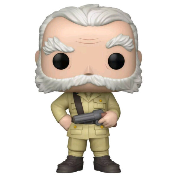 Clue - Colonel Mustard with The Revolver Pop! Vinyl Figure