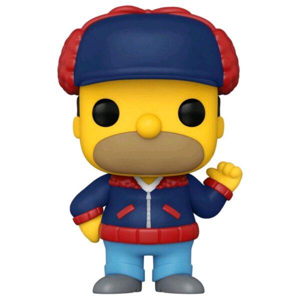 The Simpsons - Homer Simpson as Mr Plow Pop! Vinyl Figure