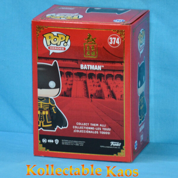Batman - Imperial Palace Batman Pop! Vinyl Figure