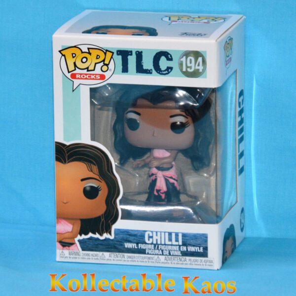 TLC - Chilli Pop! Vinyl Figure