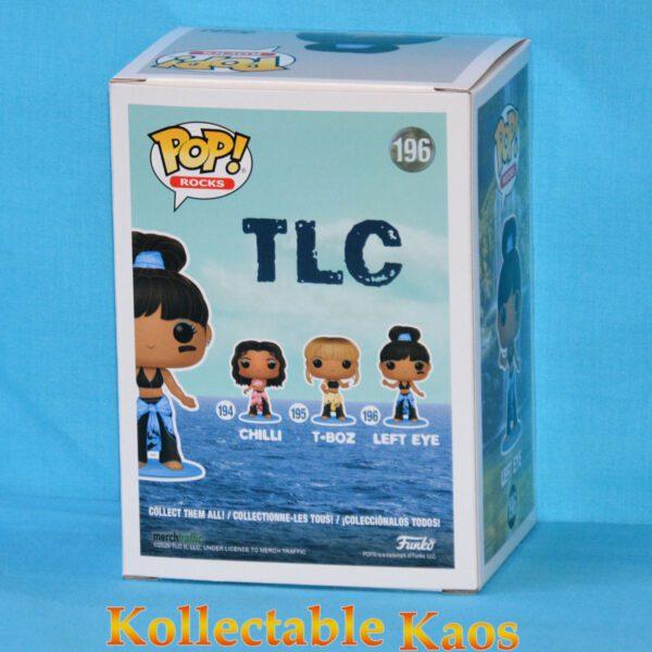 TLC - Left Eye Pop! Vinyl Figure