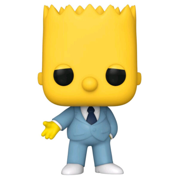 The Simpsons - Bart Simpson Gangster Pop! Vinyl Figure