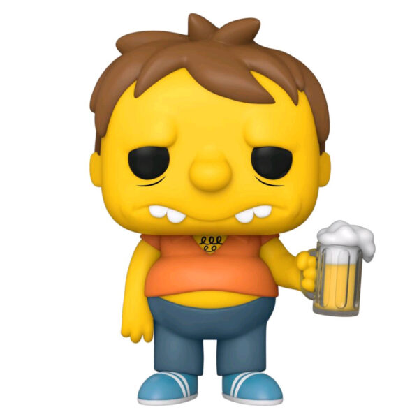The Simpsons - Barney Gumble Pop! Vinyl Figure