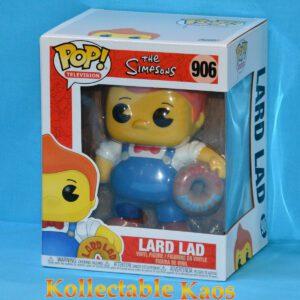 "The Simpsons - Lard Lad 15cm(6"") Pop! Vinyl Figure"