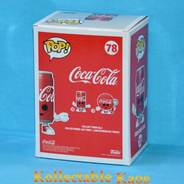 Coca-Cola - Coke Can Diamond Glitter Pop! Vinyl Figure
