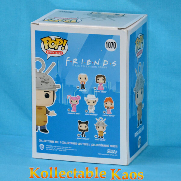Friends - Ross Geller as Spud-Nik Pop! Vinyl Figure