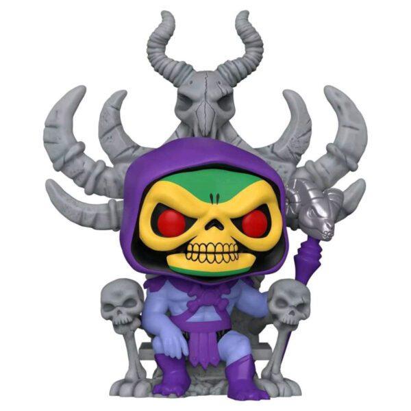 Masters of the Universe - Skeletor on Throne Deluxe Pop! Vinyl Figure