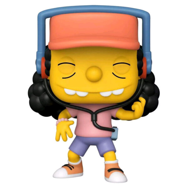 The Simpsons - Otto Mann Pop! Vinyl Figure