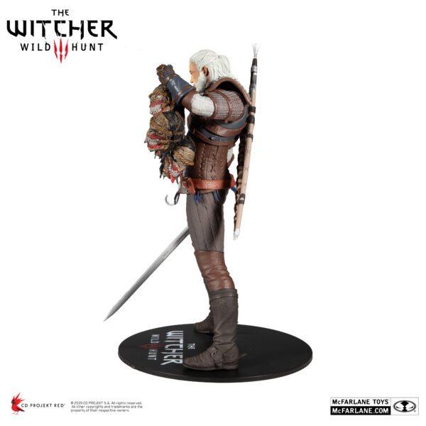 "The Witcher 3: Wild Hunt - Geralt of Rivia 30cm(12"") Figure"