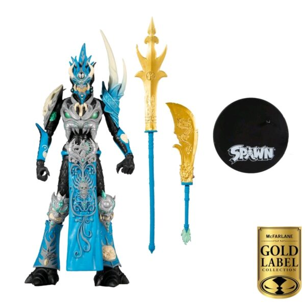 "Spawn - Mandarin Spawn Gold Label Collection 17cm(7"") Action Figure"