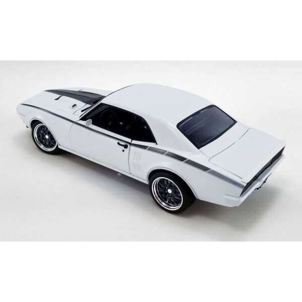 1:18 ACME - 1968 Pontiac Firebird Street Fighter - White