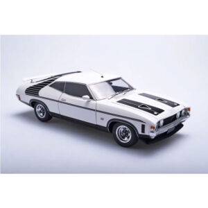 "1:18 Ford XA Falcon GT Hardtop - McLeod Ford ""Horn Car"" - Ultra White"