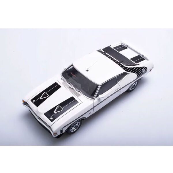"1:18 Ford XA Falcon GT Hardtop - McLeod Ford ""Horn Car"" - Ultra White"