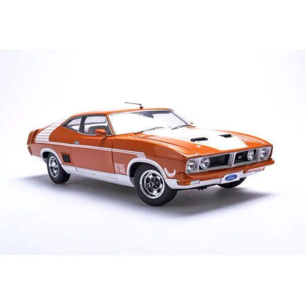 "1:18 Ford XB Falcon GT Hardtop - McLeod Ford ""Horn Car"" - Burnt Orange"