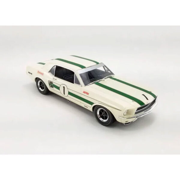 "1:18 1969 ATCC Winner - Ford Mustang - #1 Ian ""Pete"" Geoghegan"