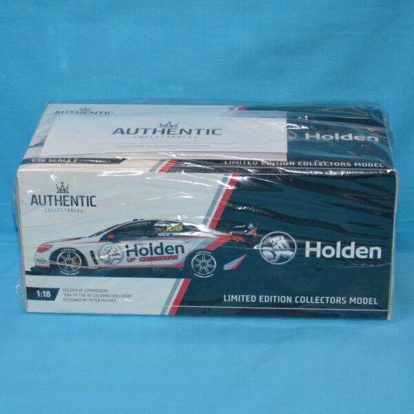 "1:18 Holden VF Commodore ""DNA of VF"" Celebration Livery"