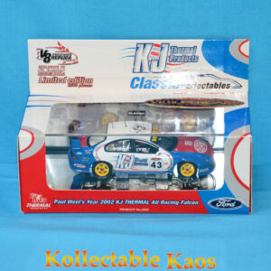 1:43 Classics - 2002 KJ Thermal - Ford AU Racing Falcon - Paul Weel