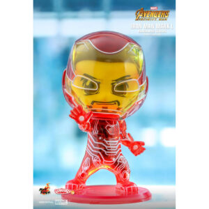 Avengers: Infinity War - Iron Man Mark L(Holographic Version) Cosbaby Bobblehead